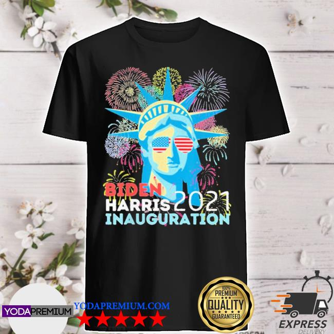 Liberties Biden Harris 2021 Inauguration shirt