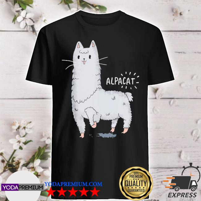 Llama alpacat shirt