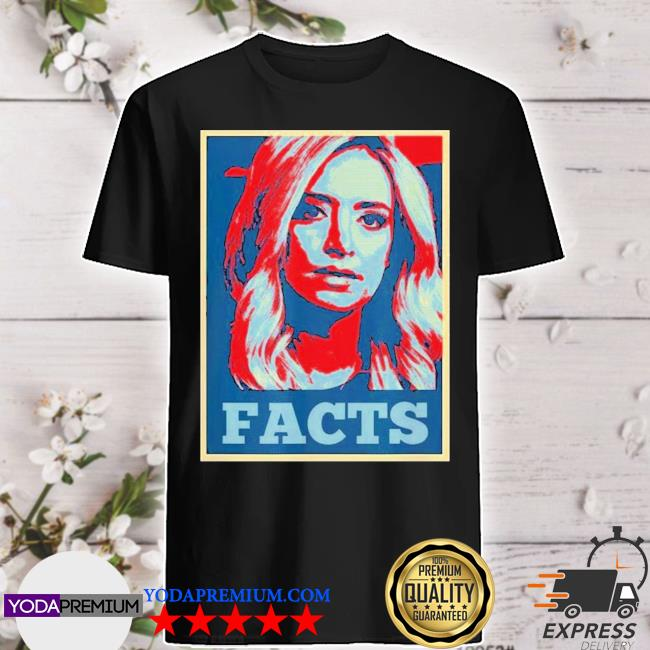 Official kayleigh mcenany facts white house press secretary kayleigh shirt