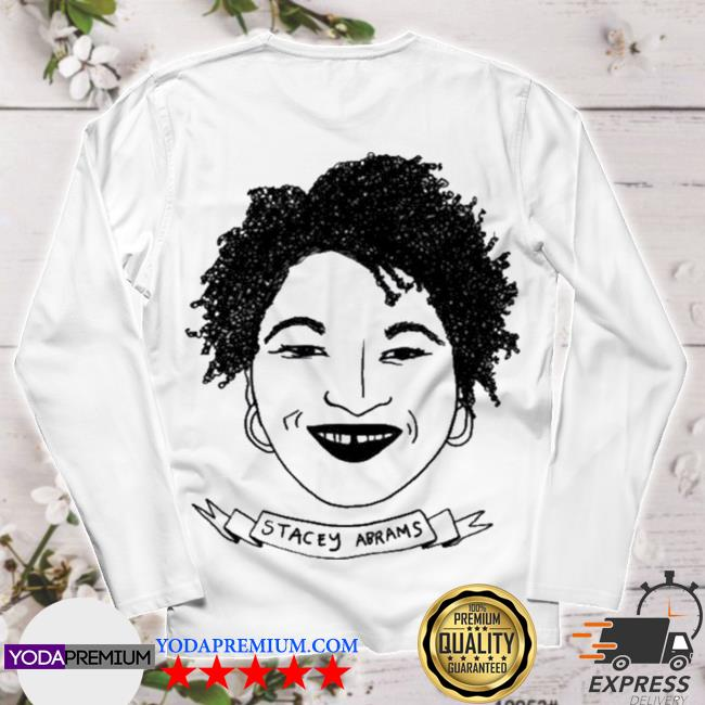 Official stacey abrams s longsleeve