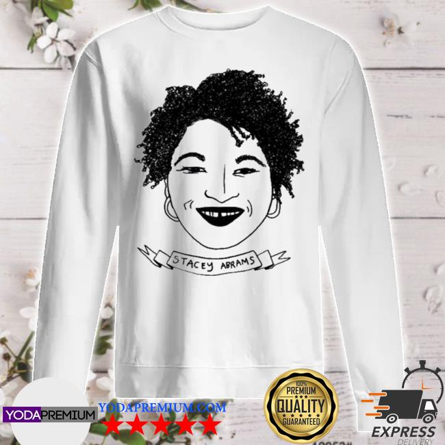 Official stacey abrams s sweater