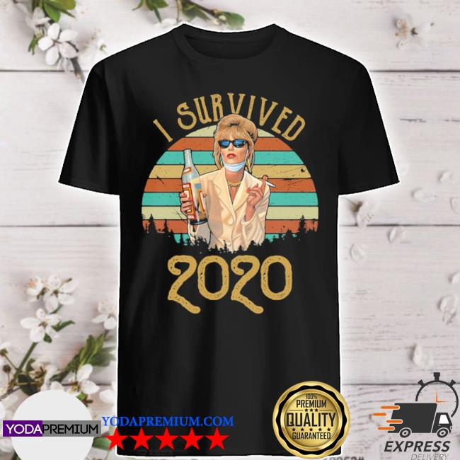 Pink panther strikes again I survived 2020 vintage shirt