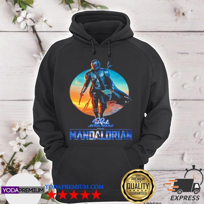 Signature Star wars the mandalorian sunset s hoodie