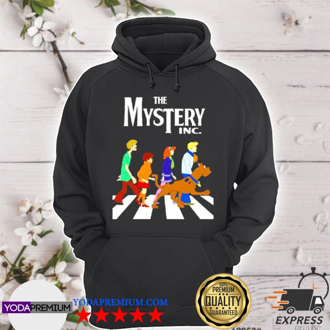 The mystery inc abbey road s hoodie